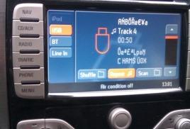 Код для магнитолы Ford Blaupunkt Travelpilot EX